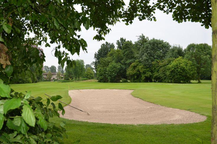 Hole 15 - Golfbaan Golfclub Capelle