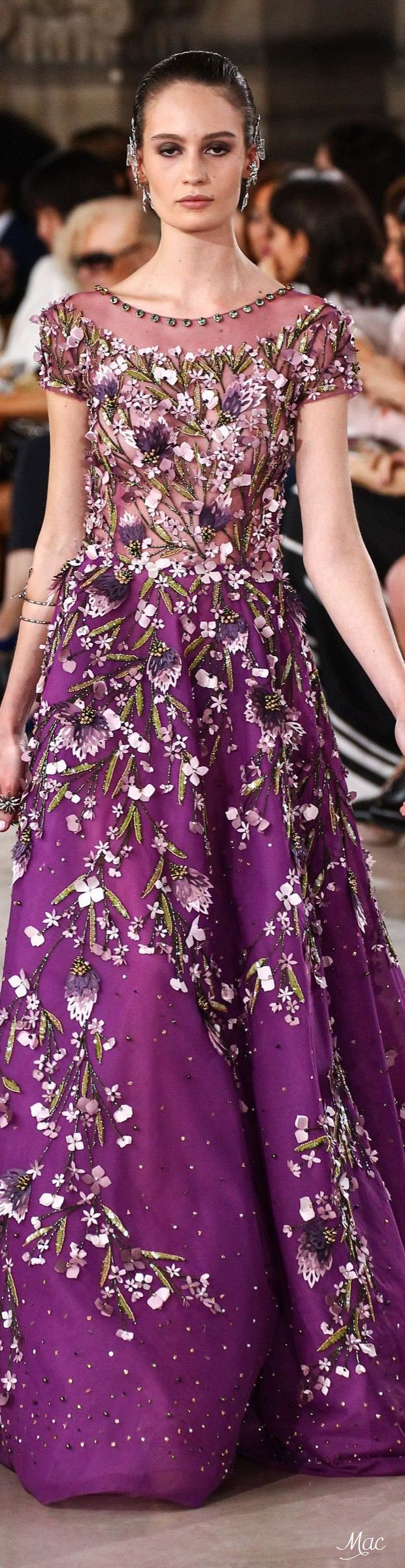 Fall 2016 Haute Couture - Georges Hobeika