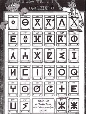 Alfabeto bereber