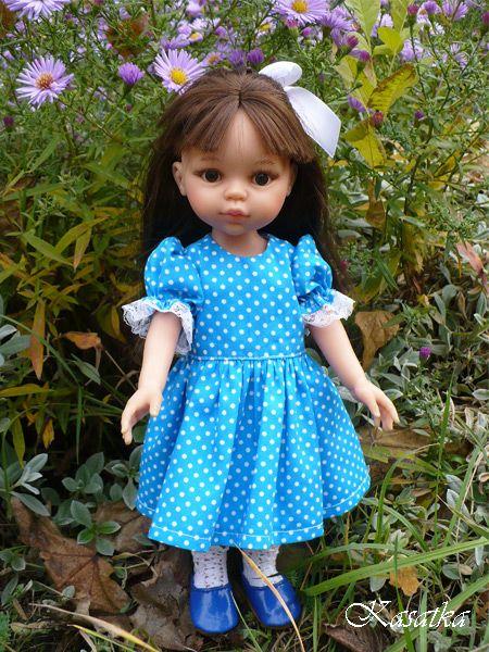 KasatkaDollsFashions: Выкройка платья для кукол Galoob Baby Face Dolls и Paola Reina - http://kasatkadollsfashions.blogspot.com/2015/03/galoob-baby-face-dolls-paola-reina.html