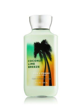 Signature Assortment Coconut Lime Breeze Physique Lotion