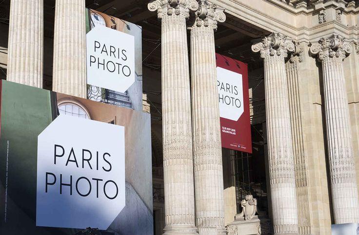 La 19ème édition de Paris Photo au Grand Palais - Du 12 au 15 novembre 2015 - Première foire de photographie au monde