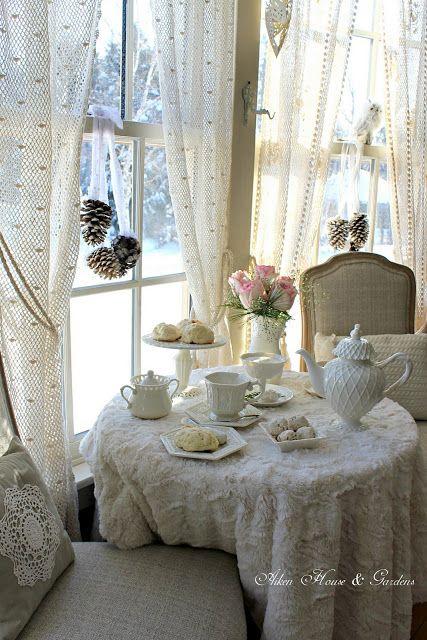 Tea Time ~ A Year in Review (Aiken House & Gardens)