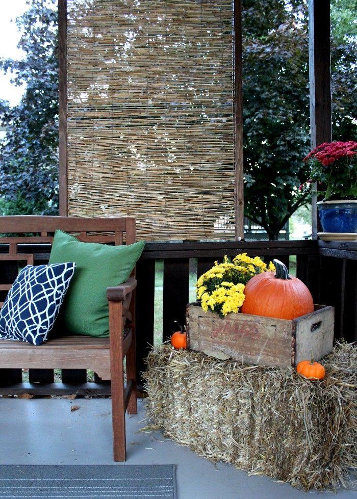 70 id es de brise vue pour vous isoler des voisins. Black Bedroom Furniture Sets. Home Design Ideas