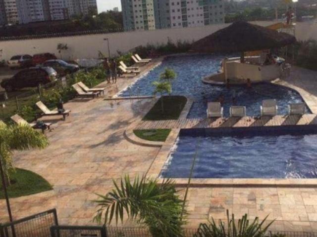 Apartamento 3 quartos pronto e com armários Piatã, Salvador-Bahia