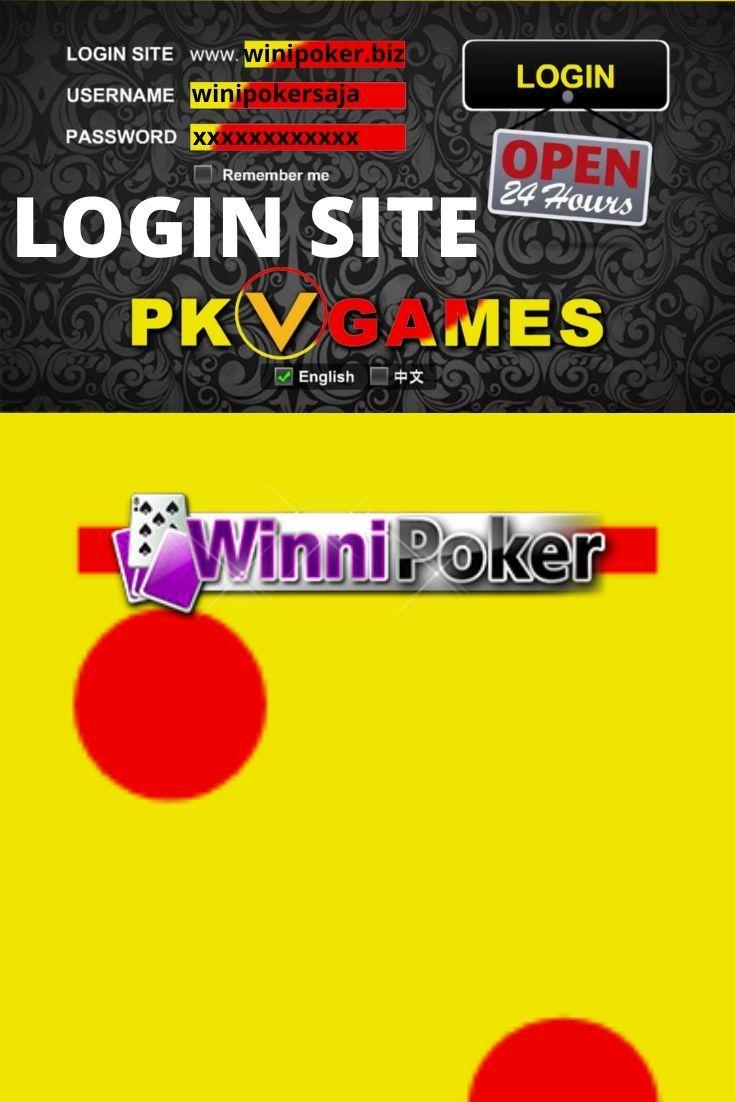 Pin Di Situs Pkv Games Qq