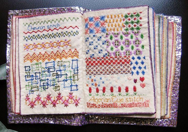 How to make sample stitch book10003906_1027423010648713_6119775328649299903_n5