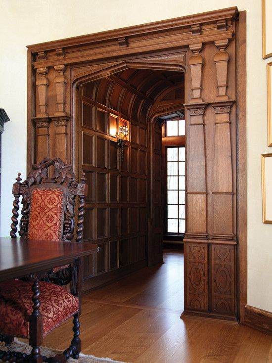 Awesome Tudor Interior Design, Pictures, Remodel, Decor And Ideas
