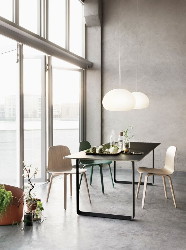70/70 Table by TAF Architects for Muuto | Yellowtrace.