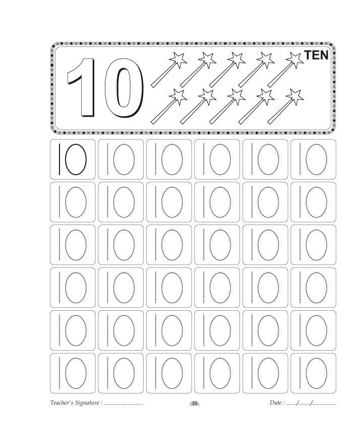 number trace worksheet for kids (9)