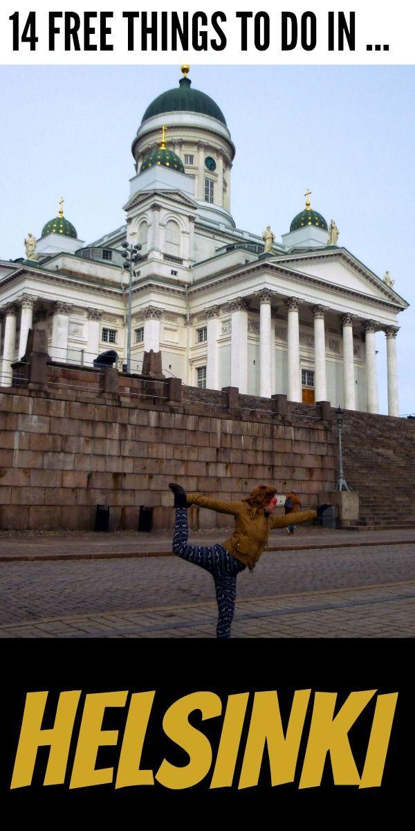 14 free things to do in Helsinki!! via @travellingweas