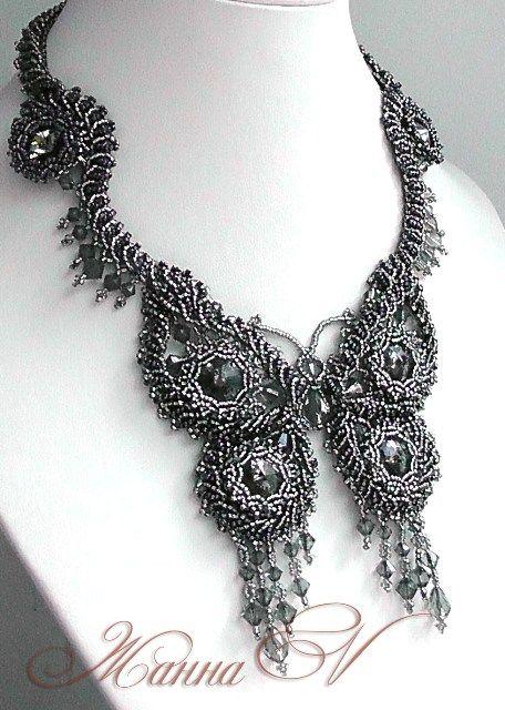 beaded jewelery