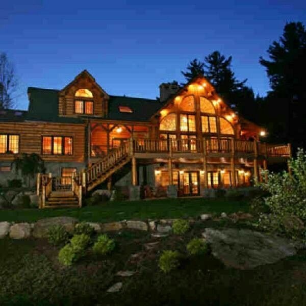 Quality Log Homes Cabins And Siding Packages From The Original Lincoln Logs