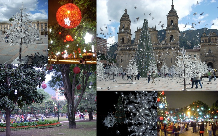 Christmas in Colombia