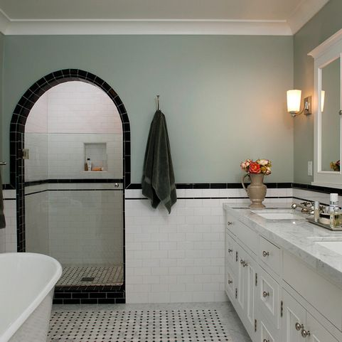 bathroom design 1920s house. 1920\u0027s bathroom design ideas, pictures, remodel and decor 1920s house m