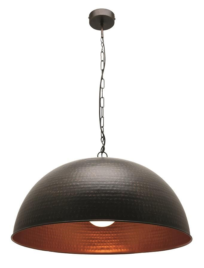 MP3131L Saigon Large Copper Patina Pendant, Mercator - Davoluce Lighting