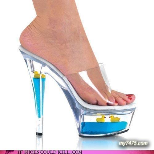 Stripper pole pink pleaser shoes