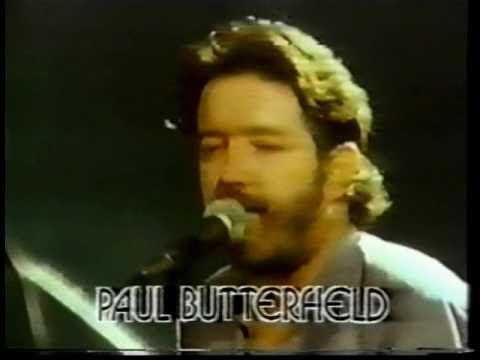 Paul Butterfield - Slowdown
