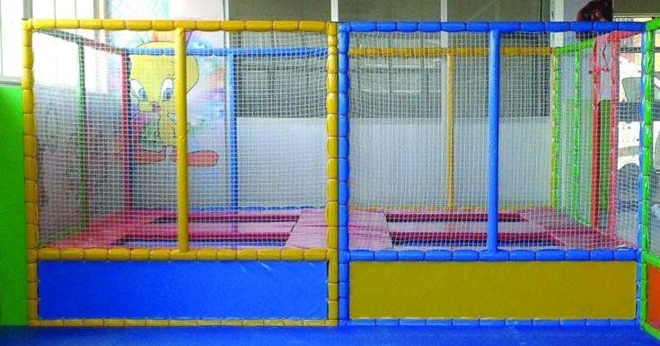 Dörtlü Trambolin,KukaKids, Top Havuzları (Softplay),Ay Geliştirici Oyuncaklar - Anaokulu Donanımları, Anaokulu Mobilyaları