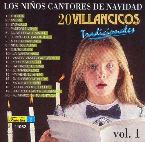 Los Villancicos Tradicionales, Vol. 1 [CD]