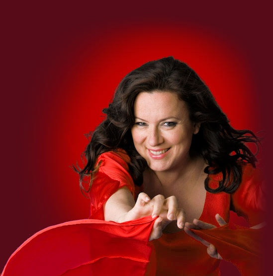 Lilli Paasikivi is a mezzo soprano performing in concerts at major music centres around the world