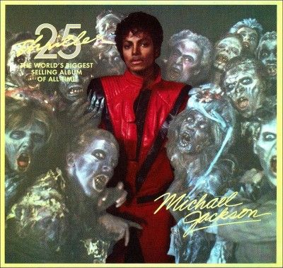 Michael Jackson - Thriller (25th Anniversary Deluxe Edition) (CD)