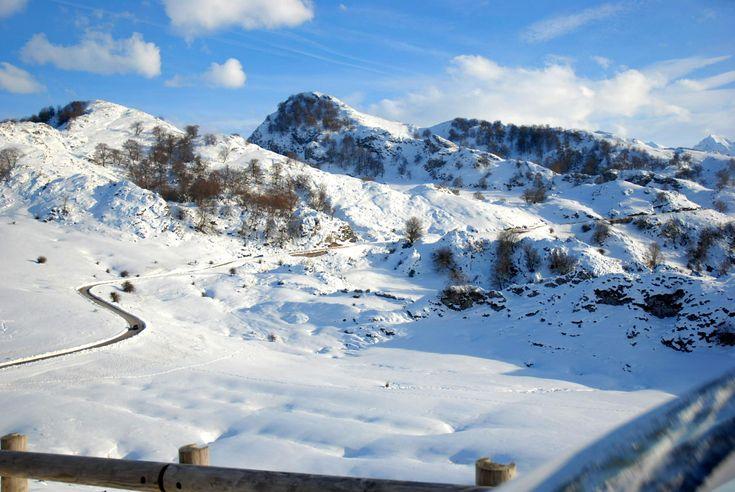Lagos de Covadonga. Asturias. http://www.lugaresdeasturias.com/