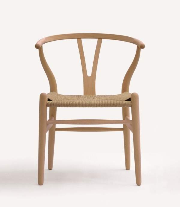 CH24 - Wishbone Chair - Hans Wegner - 1950 - Carl Hansen & Son @ Desighus Tervuren