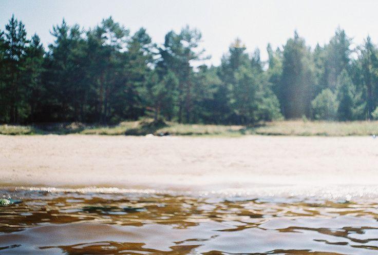 warm water   by Liis Klammer