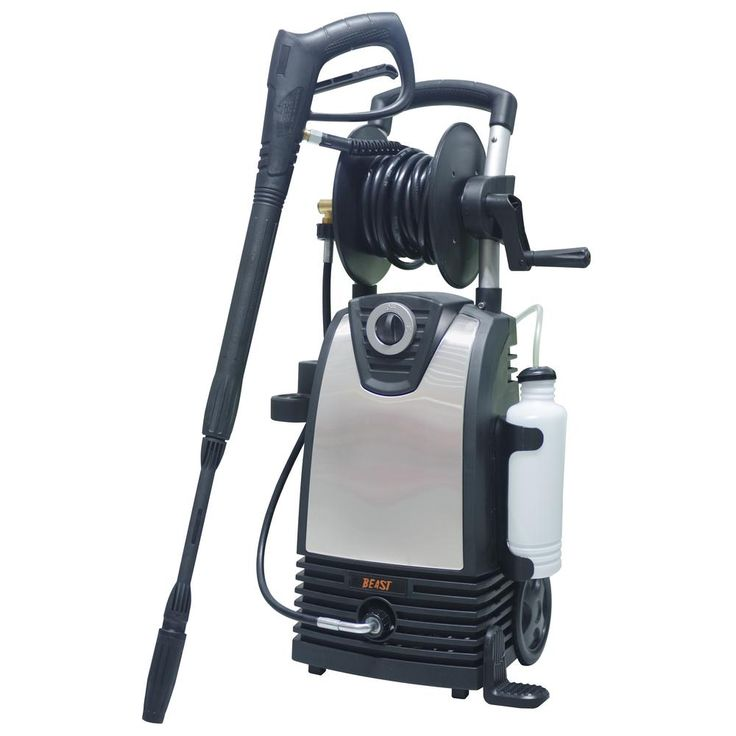 Beast 1800-PSI 1.5-GPM Electric Pressure Washer with bonus accessories