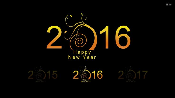awesome new year 2016 wallpaper