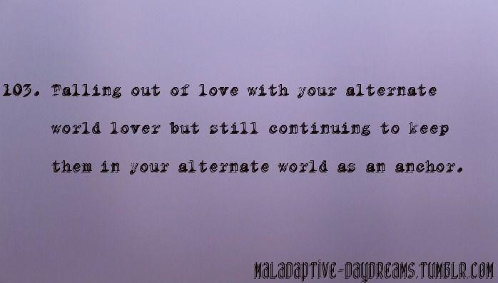 Maladaptive Daydreams : Photo