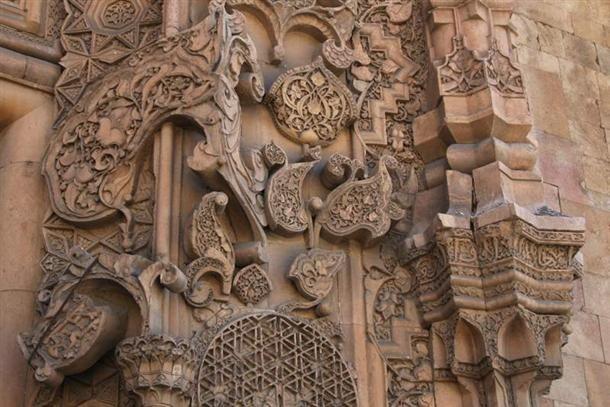 Great mosque of Divriği  Fifteen sites in Turkey now on UNESCO World Heritage List