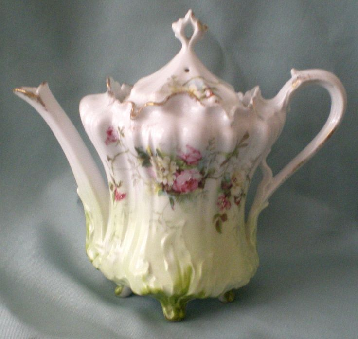 RS Prussia Teapot