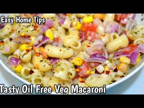 Tasty Oil No cost Veg Macaroni Recipe | Macaroni Recipe In Hindi Breakfast Recipes Indian - http://howto.hifow.com/tasty-oil-no-cost-veg-macaroni-recipe-macaroni-recipe-in-hindi-breakfast-recipes-indian-2/