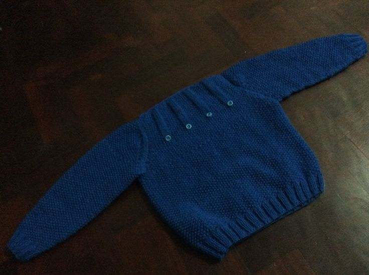 Knitting made by self 002