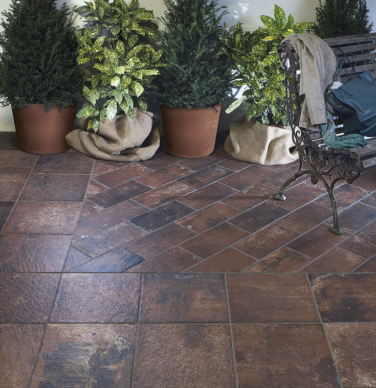 Bristol (Rondine)-Rondine-5, Living room, Outdoors, Kitchen, Public spaces, Loft style style, Brick effect effect, PEI V, PEI IV, Porcelain Stoneware, wall & floor, Slip-resistance R10, R11, Matte surface, non-rectified edge, Shade variation V4