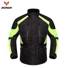 US $134.00 DUHAN Motorcycle Waterproof Moto Jacket Clothing Men's Cloth Street Bike Racing Motorcycle Jacket ATV Motocross Moto Clothing. Aliexpress product