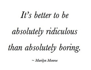 Marilyn Monroe quotes, story of my life, lol!