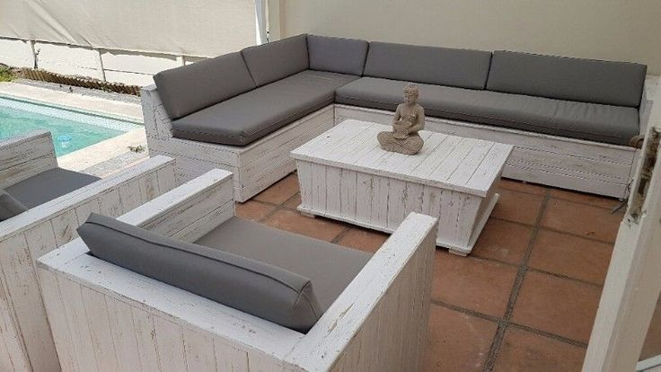 At www.ccreations.co.za we have a unique and exclusive range of handmade pallet furniture for that different look and feel at home or your business. Get yours custom made by mailing us for a price list and visit our website or Facebook page.
