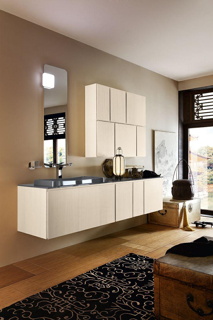 Bagno Suede con finitura legno tinto perla http://www.cerasa.it/it_IT/bagni/design/suede/mobile-bagni_moderni-suede-new-90