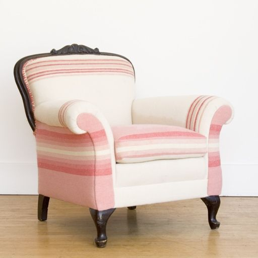17 Best Ideas About Striped Chair On Pinterest