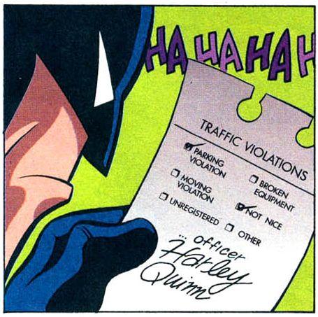 Seems legit...Harleyquinn, Comic Girls Say Batman, Batman Mania, Bats Families, Batman Tdkr Dc, Awesomee N Nerdy, Comics, Batman Phreek, Harley Quinn