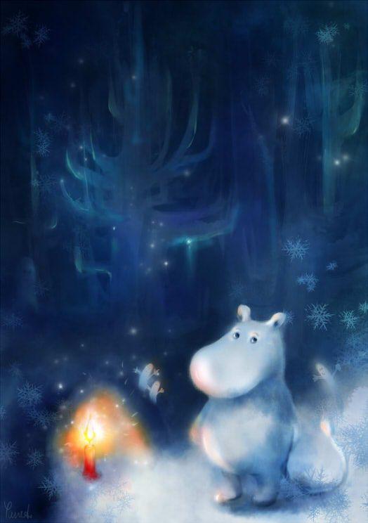 Magic winter by Zetsuboushi on deviantART