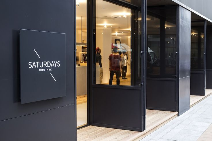 Saturdays Surf NYC Opens Store in Kobe, Japan