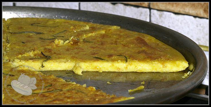 Lunedì senza carne: Torta di ceci | paneepomodoro