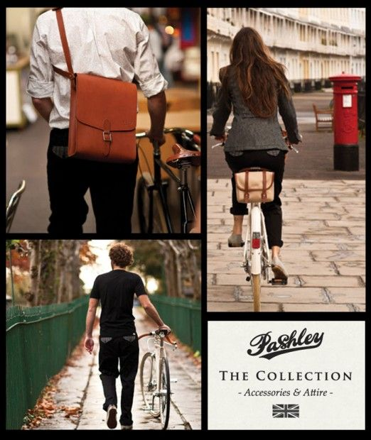 Pashley Accessories