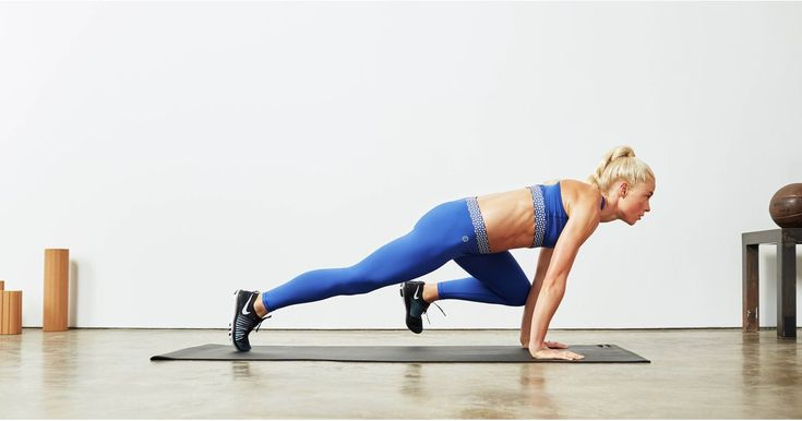 1-Week Workout Plan | POPSUGAR Fitness