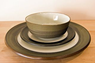 Retro Pottery Net: Interview with GILL PEMBERTON - Designer of Denby, Chevron