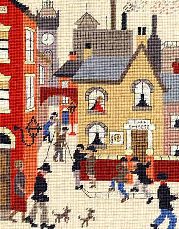 The Cheese Tapestry Kit (Lowry)